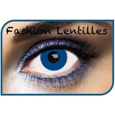 Foto van Kleurlenzen Blauwe daglenzen
