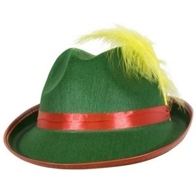 Foto van Oktoberfest hoedje kind - groen