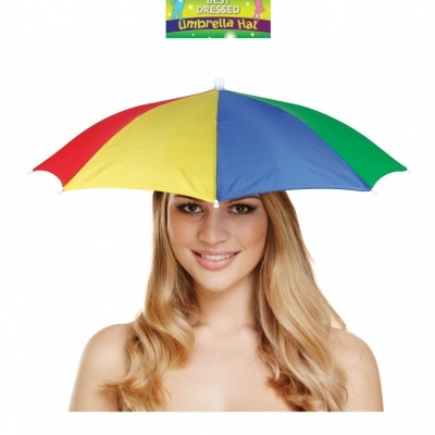 Hoofd paraplu