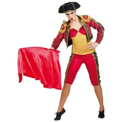 Foto van Matador kostuum dames