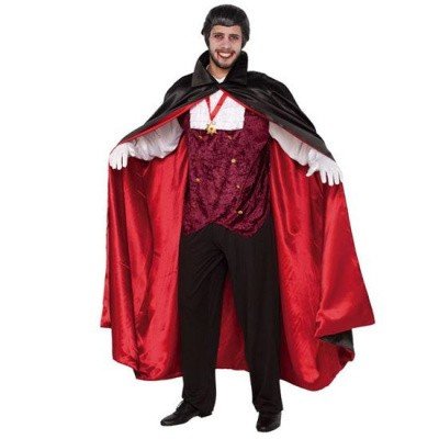 Foto van Dracula kostuum - Vampier