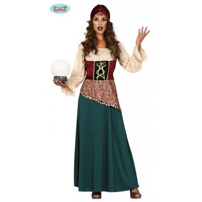 Foto van Zigeuner jurk