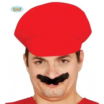Foto van Mario pet zonder M
