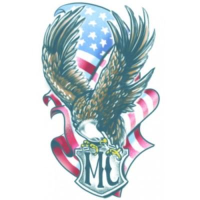 Foto van Biker Tattoo America