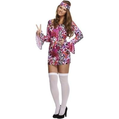 Foto van Hippie retro jurkje