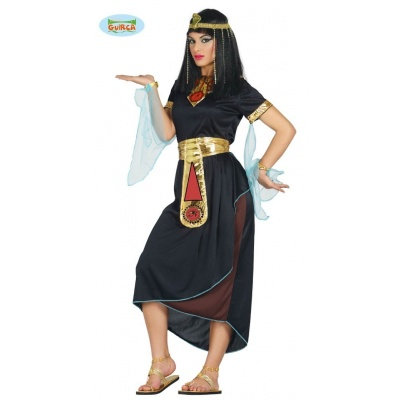 Foto van Cleopatra kostuum