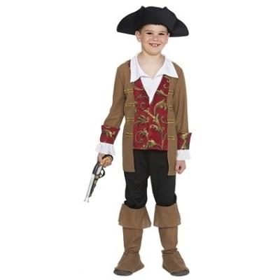 Foto van Piraten jongen kostuum