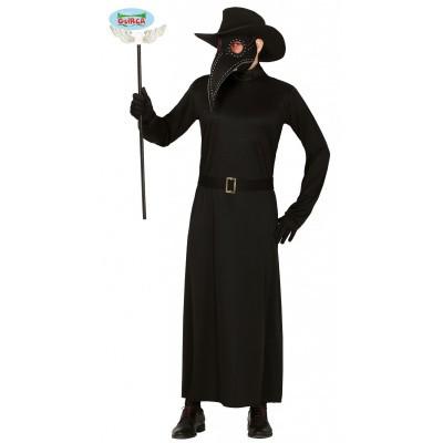Foto van Pest dokter kostuum
