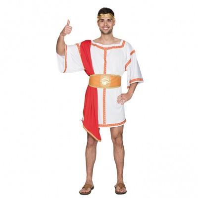 Foto van Romeinse keizer kostuum