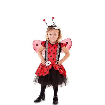 Foto van Lieveheersbeestje kostuum kleuter
