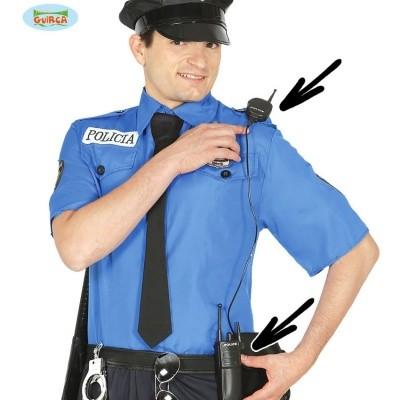 Foto van Walkie Talkie Politie