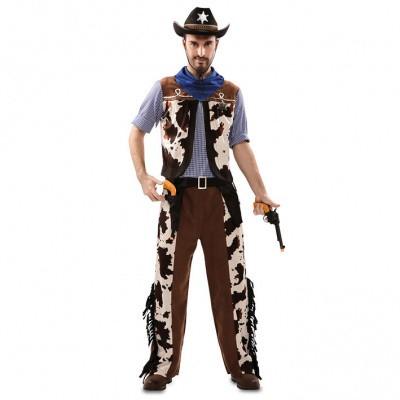 Foto van Cowboy kostuum - Heren