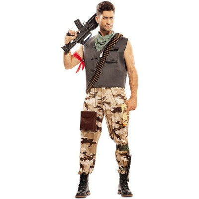 Foto van Fortnite kostuum - Soldaat