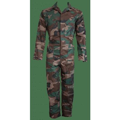 Foto van Camouflage overall