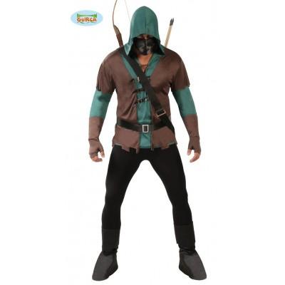 Foto van Arrow kostuum