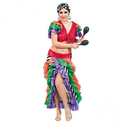 Foto van Braziliaans kostuum dames