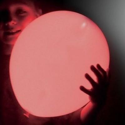 Illooms Ballonnen Rood 5 st.