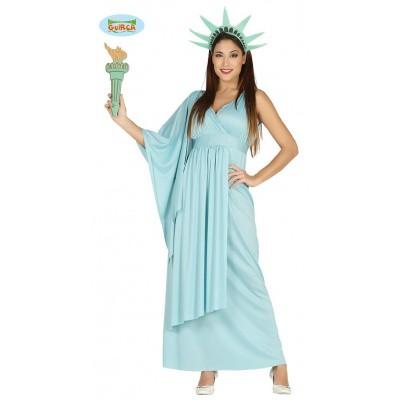 Foto van Vrijheidsbeeld kostuum