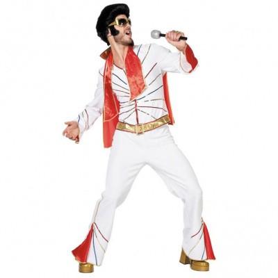 Foto van Elvis kostuum Luxe
