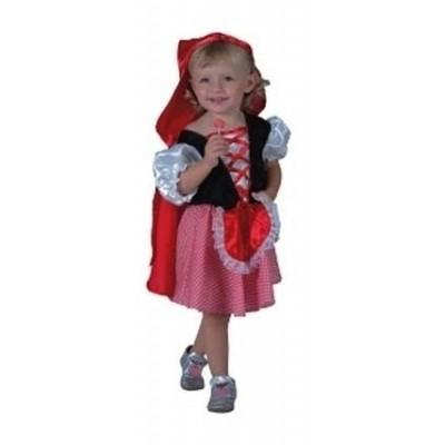 Foto van Kostuum Roodkapje kind
