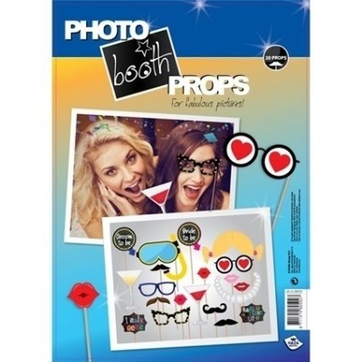Photo booth props (20 stuks)