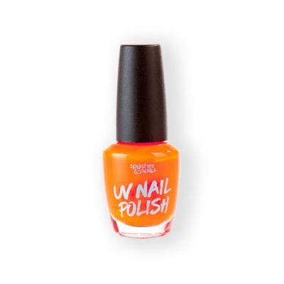 UV Nagellak oranje