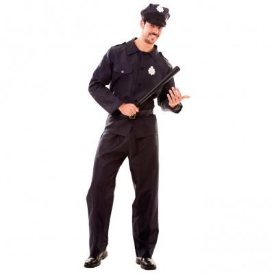 Foto van Politie kostuum heren