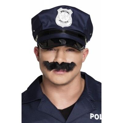Foto van Politie snor