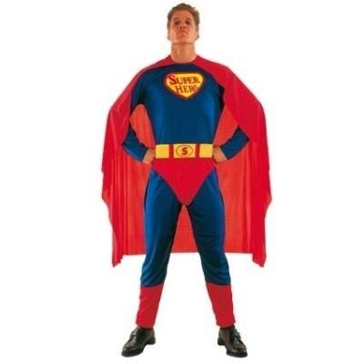 Foto van Superman kostuum