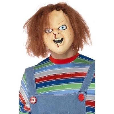 Foto van Chucky masker