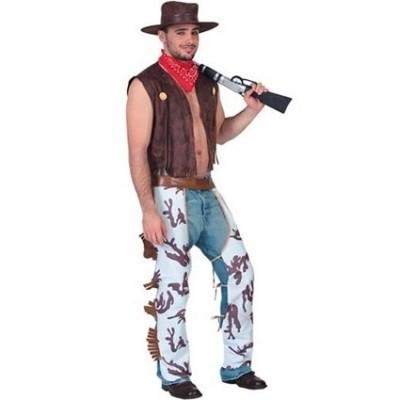 Foto van Cowboy pak - heren