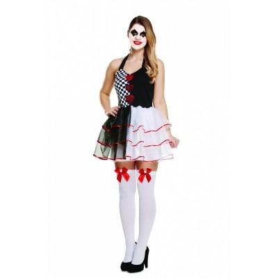 Halloween Joker dames