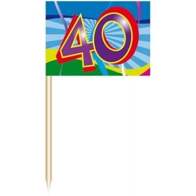 Prikkers 40 Jaar Swirls/50
