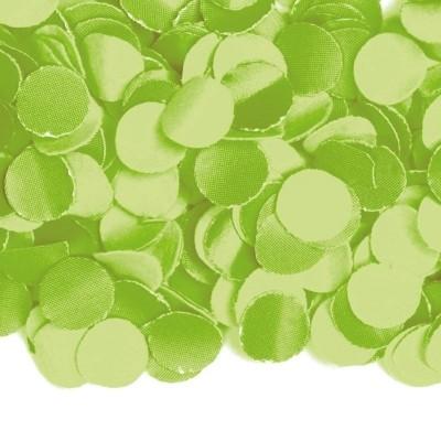 Foto van Confetti Luxe 100gr (BrV) limegreen