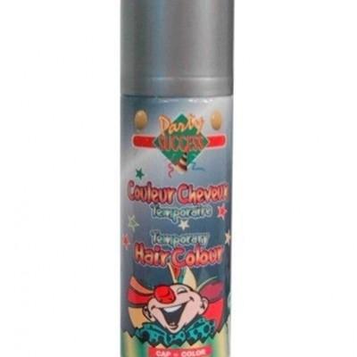 Foto van Hairspray zilver 125 ml