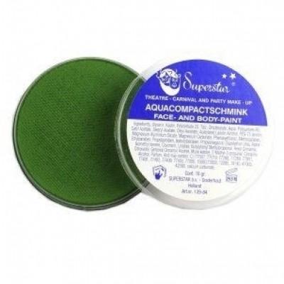 Superstar schmink waterbasis groen