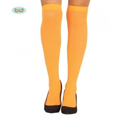 Oranje kniekousen