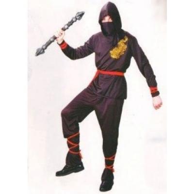 Foto van Ninja Kostuum