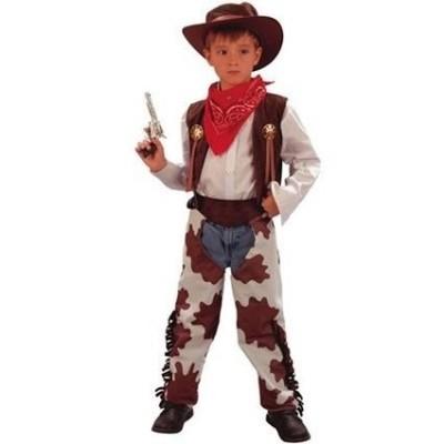 Foto van Cowboy jongen
