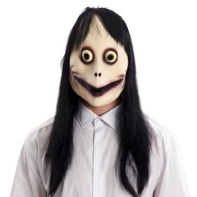 Foto van Halloween - Momo masker