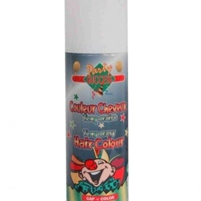 Foto van Hairspray wit 125 ml