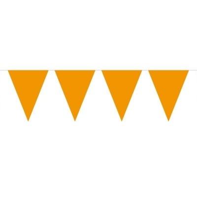 Foto van Mini Vlaggenlijn Oranje /3mtr