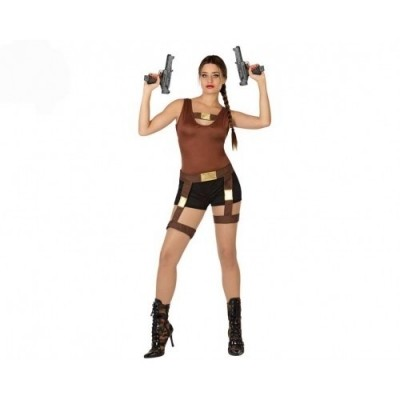 Foto van Tomb Raider Lara Croft kostuum