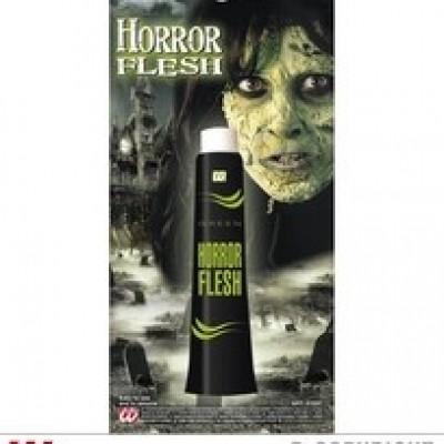 Foto van Horror flesh groen