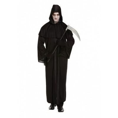Foto van Grim Reaper Kostuum Halloween
