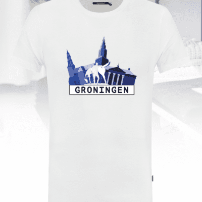 Foto van Groningen t-shirt