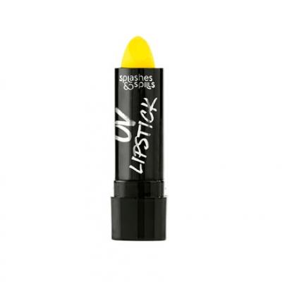 Foto van UV Lippenstift geel