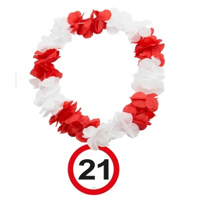 Hawaiikrans 21