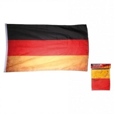 Foto van Duitse vlag 150 x 90 cm