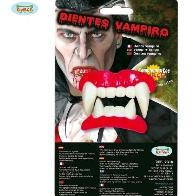 Foto van vampiertanden